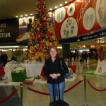 Holly's Arrival at Penn Station