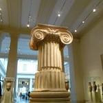 Column at the MET